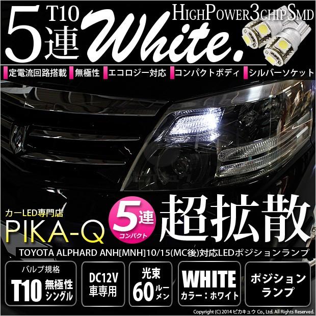 2-B-5 即納★10系アルファードANH[MNH]10/15(MC...