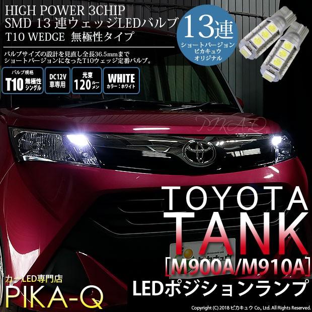 3-A-7 即納★トヨタ タンク[M900A/M910A] ポジシ...