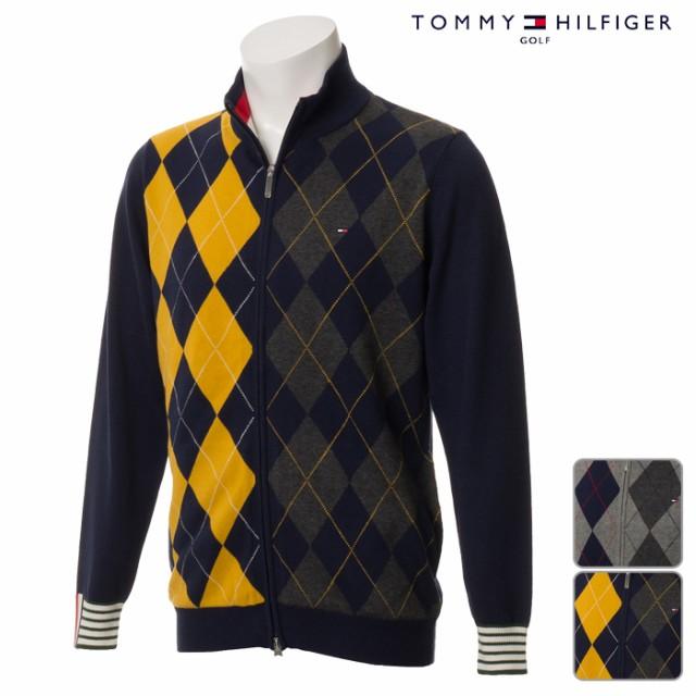 TOMMY HILFIGERトミーヒルフィガー フルジップ ニ...