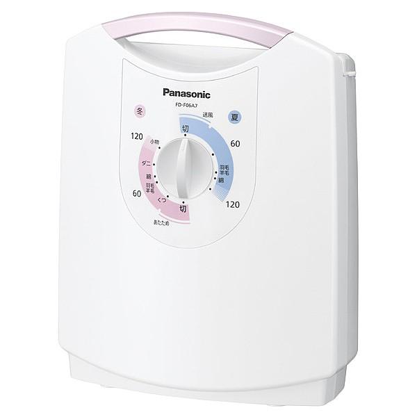Panasonic [FD-F06A7-P] ふとん乾燥機 (ピンクシャンパン)