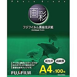 富士フイルム [G3A4100A] インクジェットペーパー...
