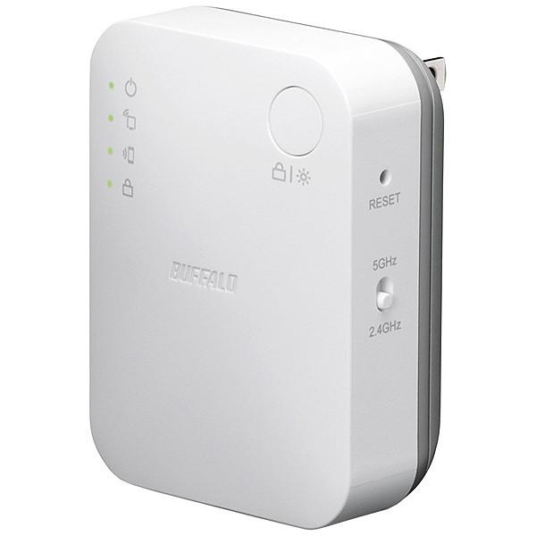 BUFFALO [WEX-733DHP] 無線LAN中継器 11ac/n/g/b ...