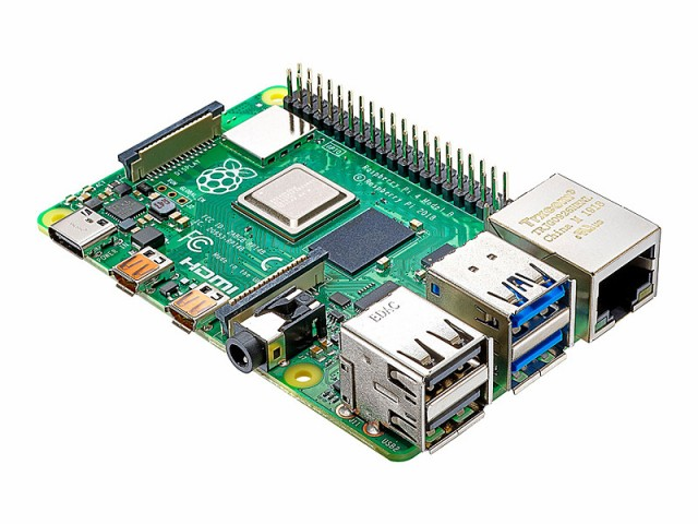 IODATA [UD-RP4B2] Raspberry Pi 4 メインボード(...