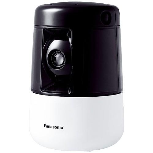 Panasonic [KX-HDN205-K] HDペットカメラ (ブラ...