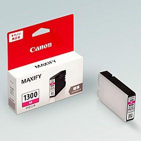 Canon [9227B001] インクタンク PGI-1300M マゼン...