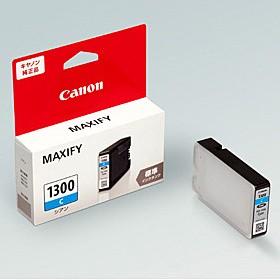 Canon [9226B001] インクタンク PGI-1300C シアン...