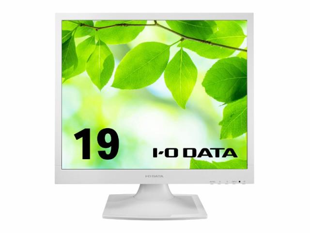IODATA [LCD-AD192SEDSW-A] 液晶ディスプレイ 19...