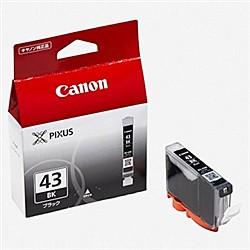 Canon [6376B001] インクタンク BCI-43BK