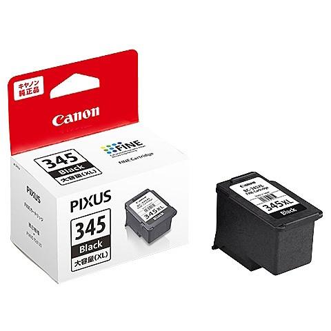 Canon [2158C001] FINEカートリッジ BC-345XL ブ...