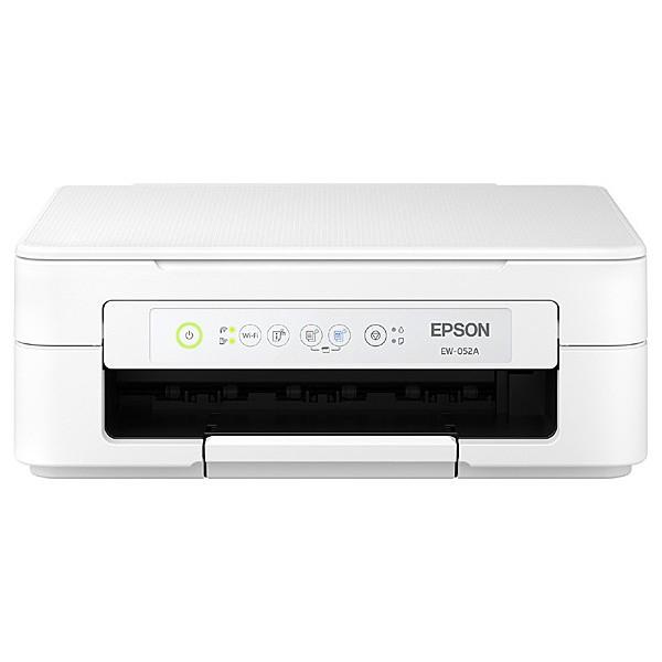 EPSON [EW-052A] A4カラーインクジェット複合機/C...