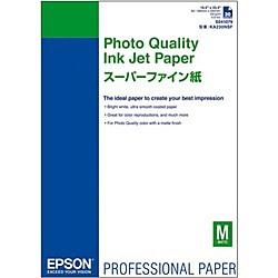 EPSON [KA230NSF] スーパーファイン紙 (A2/30枚)