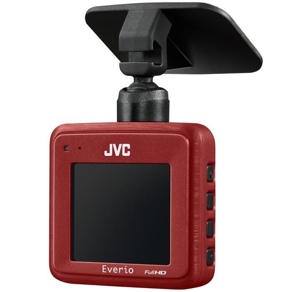 JVCケンウッド [GC-DRJ1-R] ドライブレコーダー ...