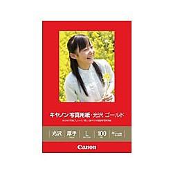 Canon [2310B001] 写真用紙・光沢 ゴールド L判 1...