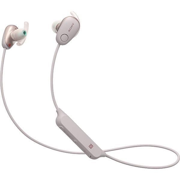 SONY(VAIO) [WI-SP600N/P] ワイヤレスノイズキャンセリングステレオヘッドセット ピンク