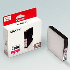 Canon [9299B001] インクタンク PGI-2300M マゼン...