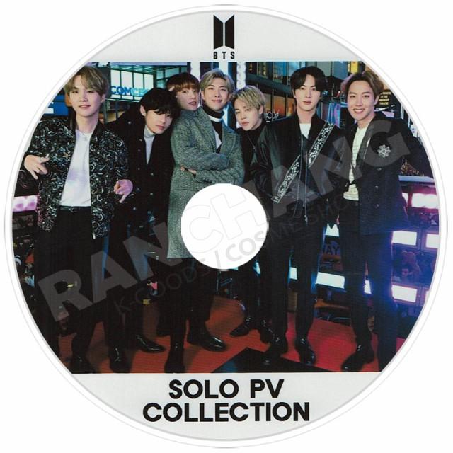 【K-POP DVD】☆★BTS 防弾少年団 SOLO PV COLLEC...