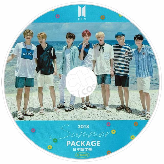 【K-POP DVD】☆★BTS 防弾少年団 2018 SUMMER PA...