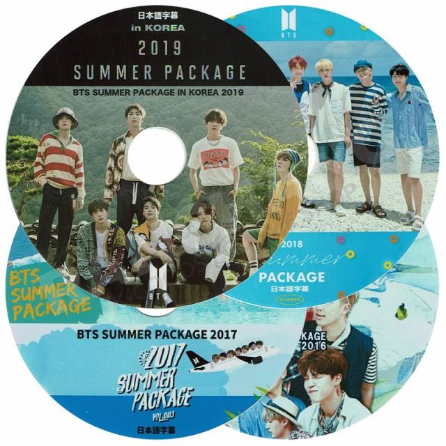 【K-POP DVD】☆★BTS 防弾少年団 2016-9 SUMMER ...