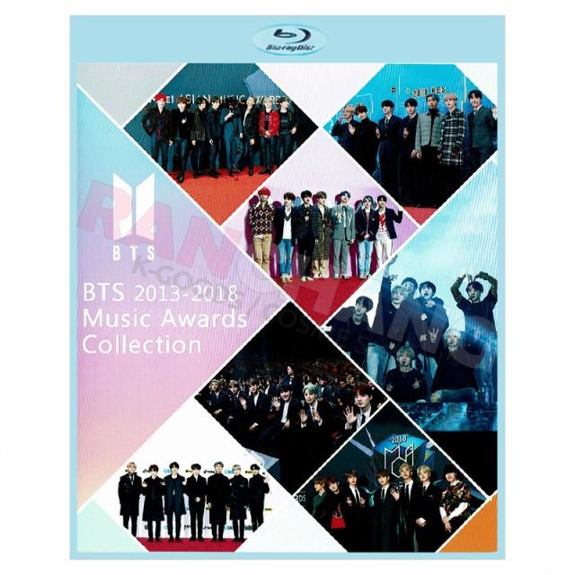 【Blu-ray】☆★BTS 2013-2018 MUSIC AWARD CUT★...