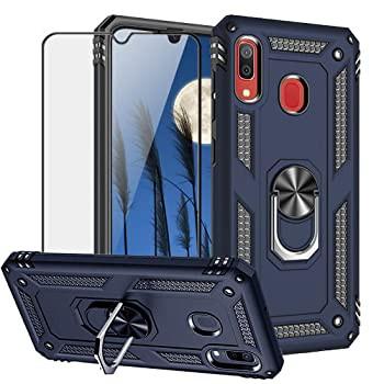 TJS 電話ケース Samsung Galaxy A20/Galaxy A30対...