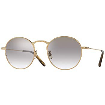 Oliver Peoples Weslie Sun Gold w/Moondust Grad...