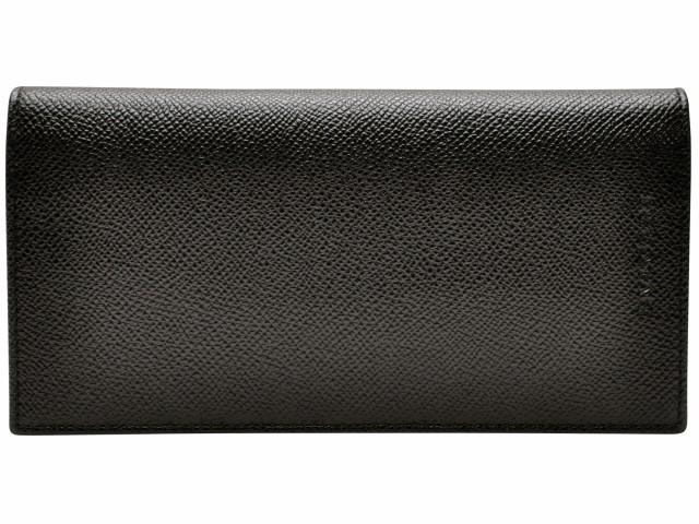 67c0bcfefed1 ブルガリ BVLGARI メンズ 二つ折長財布 札入れ ブラック レザー 20308 アウトレット v_fashion
