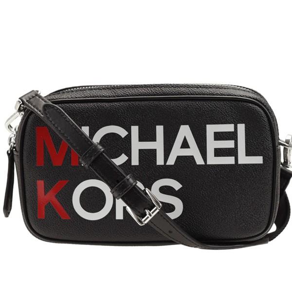 1fddd290f1f6 マイケルコース MICHAEL KORS 斜めがけショルダーバッグ アウトレット 35s9slcm1v-blkwht