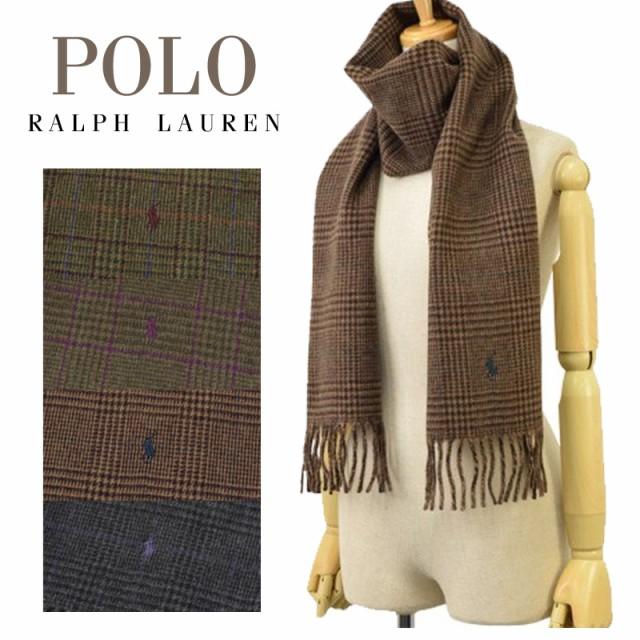 ポロ ラルフローレン Polo Ralph Lauren マフラー スカーフ メンズ 男性 プレゼント レディース 女性 ユニセックス ラルフ pc0252 ギフト