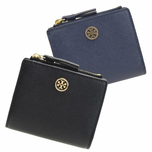 トリーバーチ 二つ折り財布 TORYBURCH   47124