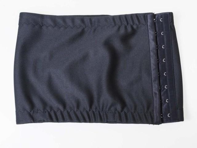 ポリエステル製 3段フック式 胸潰し ナベシャツ ...