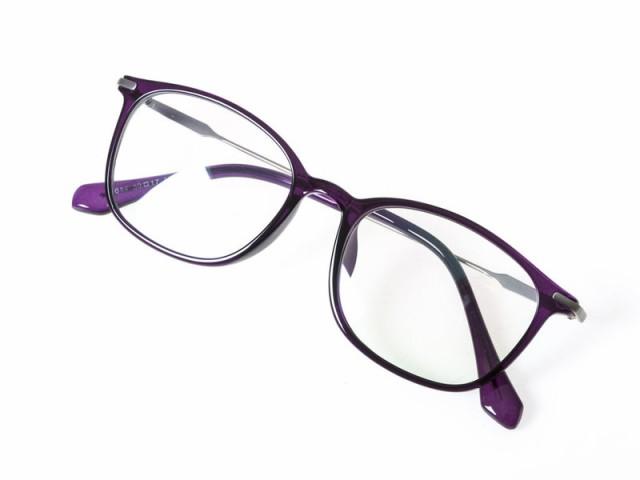 ファッション 伊達メガネ 眼鏡フレーム デモレン...