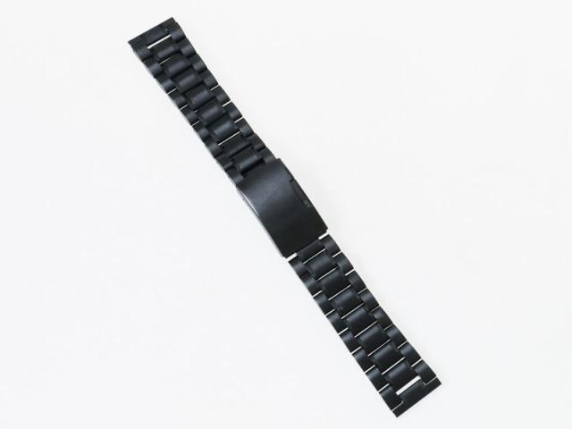 汎用 ステンレス製 腕時計 ベルト ブレスレット ...