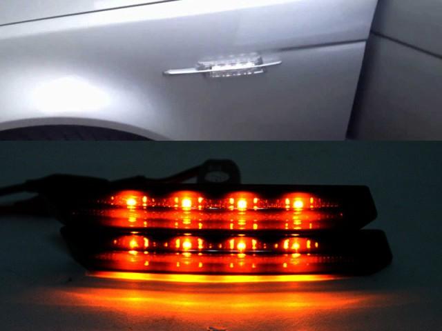 BMW E46 4D/2D 前期 M3タイプ LED スモーク レン...