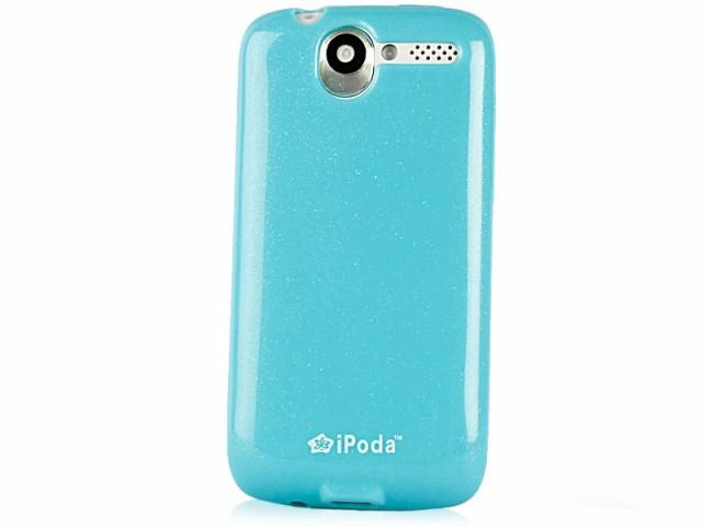 HTC Desire G7 X06HT キラキラ ラメ TPUケース#ス...