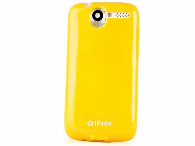 HTC Desire G7 X06HT キラキラ ラメ TPUケース#イ...