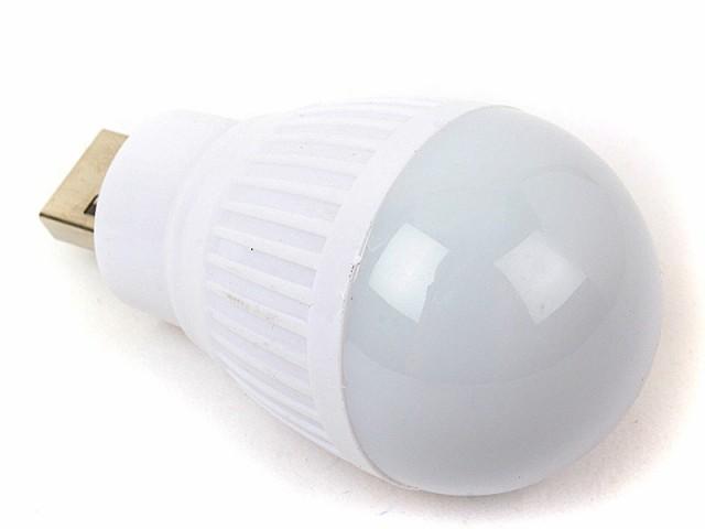 電池不要!便利 USB接続式LEDライト 電灯 常夜灯#...