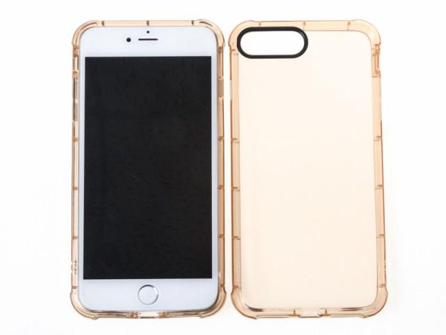 Apple iPhone 7 Plus iPhone 8Plus 用 クリアカラ...