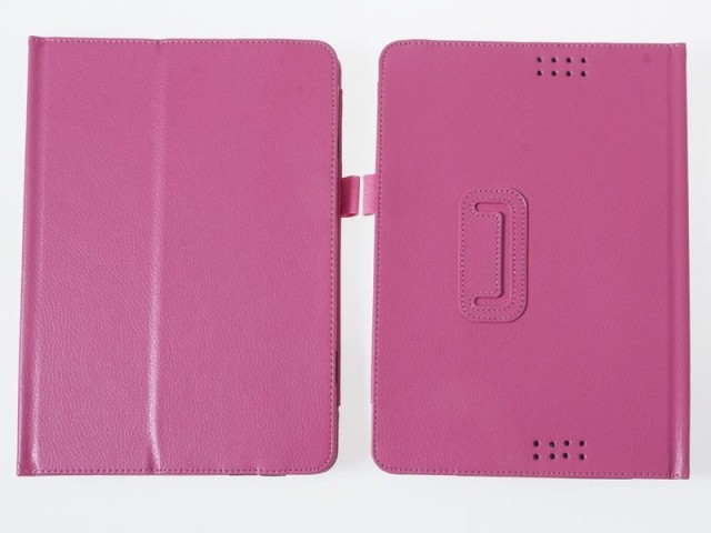 ASUS TransBook T101HA 専用 レイシPU風 スタンド...