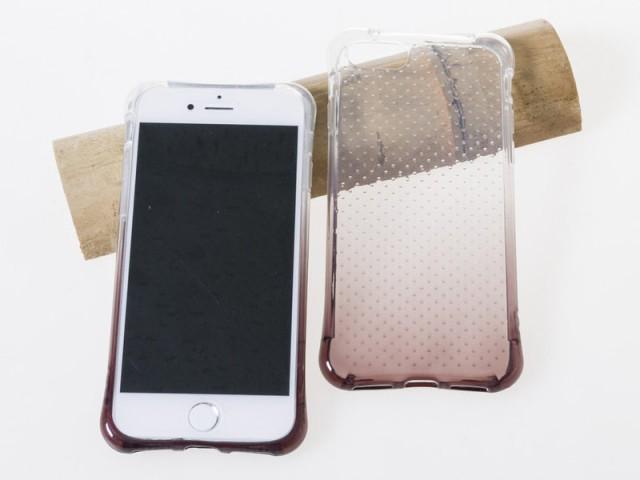 Apple iPhone 7 iPhone 8用 グラデーション 放熱...