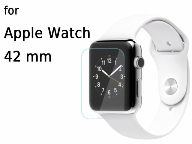 Apple Watch用 液晶保護 強化ガラス ハードシール...