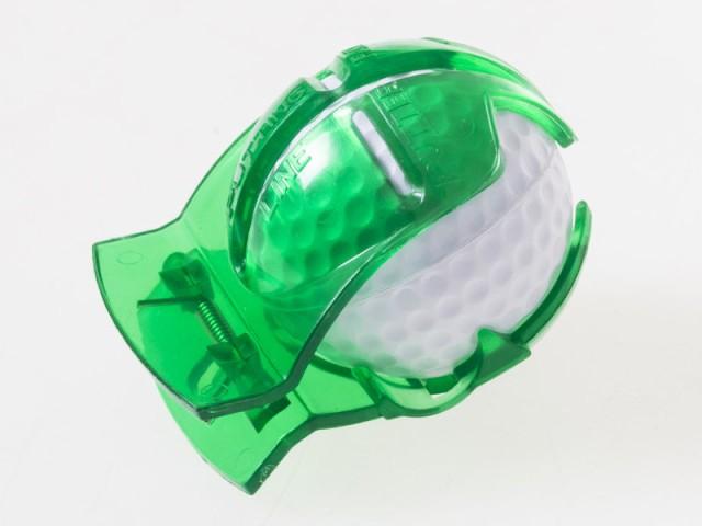ゴルフ用 ボールライナー ラインマーカー 送料込