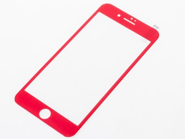 Apple iPhone 7 Plus iPhone 8Plus用 3D曲面 ソフ...