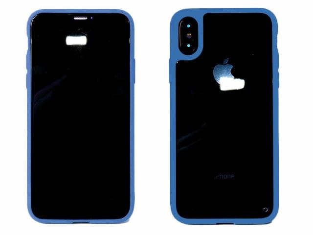 Apple iPhone X用 カラーレンズフレーム+バンパー...