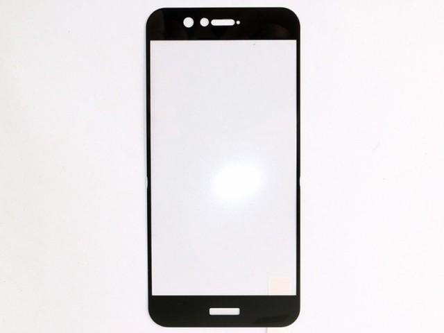Huawei NOVA 2 用 2.5D カラー縁 9H強化ガラス 液...