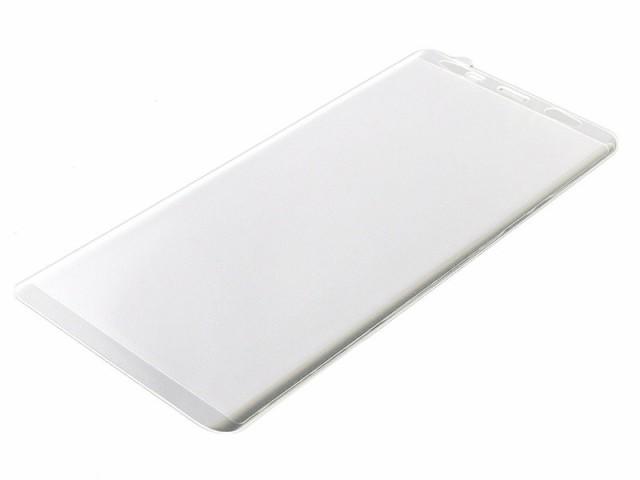 Samsung Galaxy Note 8 SC-01K用 3D丸縁 フルタイ...