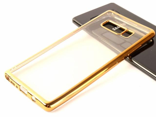 Samsung Galaxy Note 8 SC-01K用 クロームメッキ...