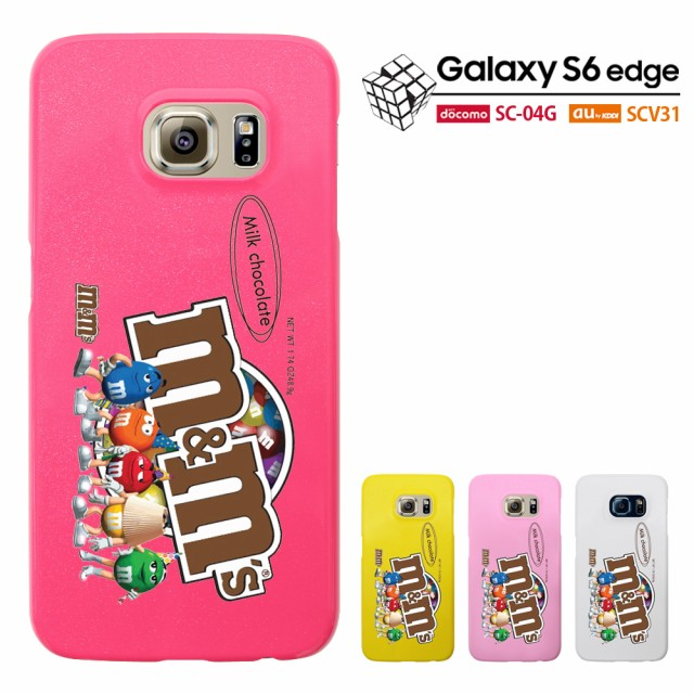 Samsung Galaxy S6 edge docomo SC-04G/au SCV31/...