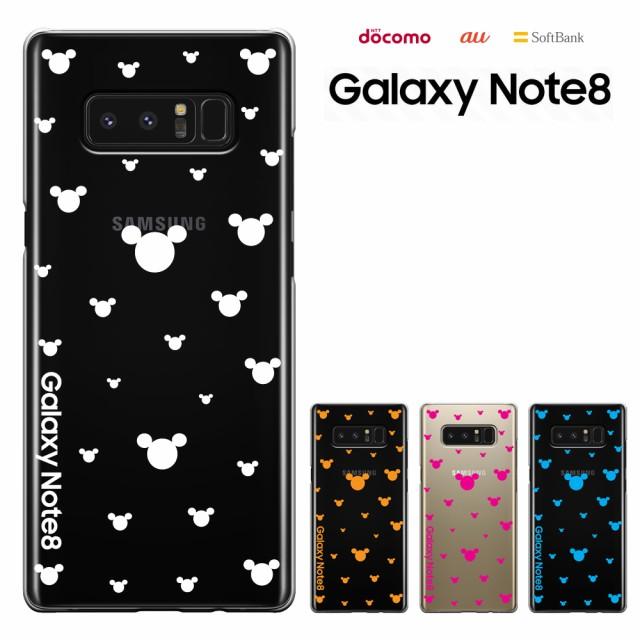 galaxy note8 カバー scv37 ケース ギャラクシー ...