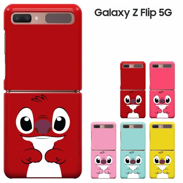 Galaxy Z Flip 5G ケース  z flip 5g ギャラクシ...