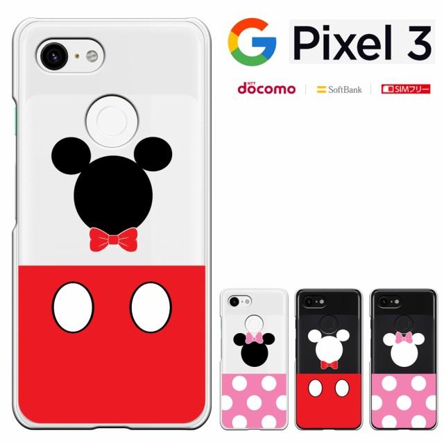 グーグル ピクセル 3 ケース Google Pixel 3 カバ...
